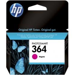 TINTA HP 364 - ORIGINAL MAGENTA 300 PAGINAS