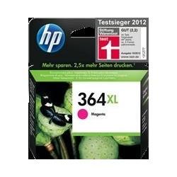 TINTA HP 364XL - ORIGINAL MAGENTA 750 PAGINAS