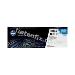 TONER HP 304A - TONER HP CC530A - ORIGINAL PACK X 2 UNIDADES