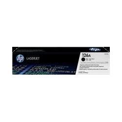 TONER HP 126A - TONER HP CE310A - ORIGINAL BLACK 1.200 PAGINAS