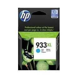 TINTA HP 933XL - ORIGINAL CYAN 825 PAGINAS