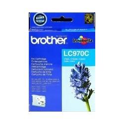 TINTA BROTHER LC970 - ORIGINAL CYAN 300 PAGINAS