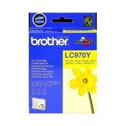 TINTA BROTHER LC970 - ORIGINAL YELLOW 300 PAGINAS