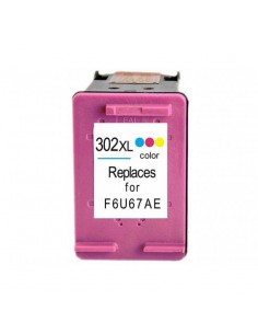 TINTA HP 302XL COMPATIBLE...