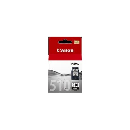 TINTA CANON 510 - CARTUCHO CANON PG510 - ORIGINAL BLACK 9ml
