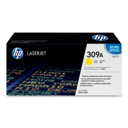 TONER HP 309A - TONER HP Q2672A - ORIGINAL YELLOW 4.000 PAGINAS