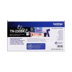 TONER BROTHER TN230 - ORIGINAL BLACK 2.200 PAGINAS