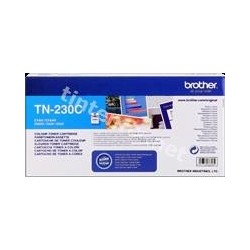 TONER BROTHER TN230 - ORIGINAL CYAN 1.400 PAGINAS