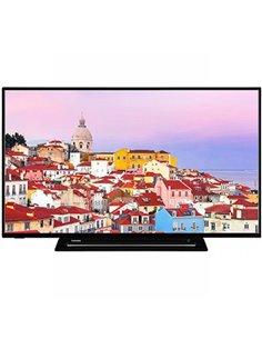 "TELEVISOR LED TOSHIBA 55"" 4K UHD USB SMART TV WIFI HDMI DOLVY VISION"
