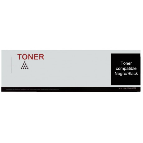 TONER HP 12X - TONER HP Q2612X - COMPATIBLE BLACK 2.600 PAGINAS