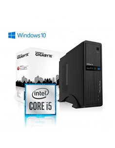 ORDENADOR PB GIGABYTE MONTECARLO 10TH I5 10400/12GB/SSD480GB/LMT/3Y+2Y/W10P