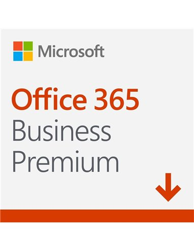 MICROSOFT OFFICE 365 BUSINESS 5PC/MAC 1 USUARIO ( LIC.ELECTRONICA )