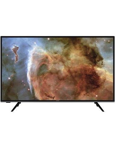 "TELEVISOR LED HITACHI 43"" FHD USB SMART TV WIFI ANDROID 9 GOOGLE PLAY"