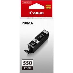 TINTA CANON 550 - CARTUCHO CANON PGI550 - ORIGINAL BLACK 500 PAGINAS