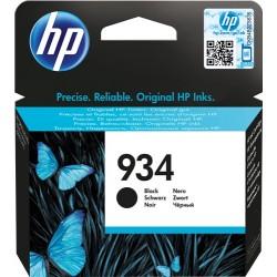 TINTA HP 934 - ORIGINAL BLACK 400 PAGINAS