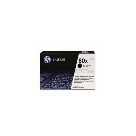 TONER HP 80X - TONER HP CF280X - ORIGINAL BLACK 6.900 PAGINAS
