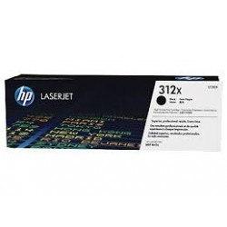 TONER HP 80X - TONER HP CF380X - ORIGINAL BLACK 4.400 PAGINAS